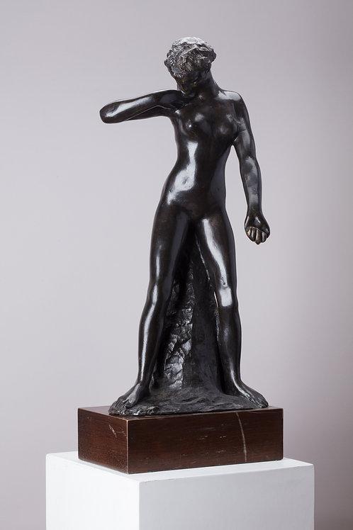 70. Auguste Rodin: Stoječi akt
