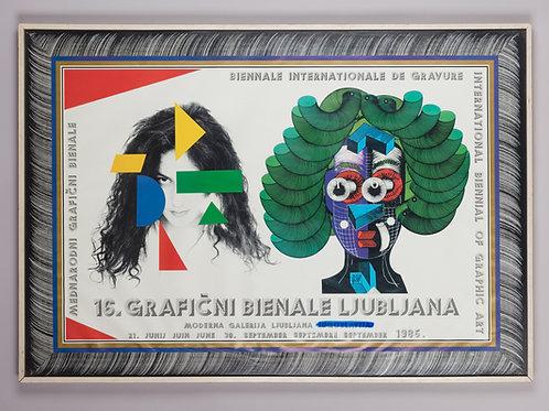 37. 16. Grafični bienale Ljubljana