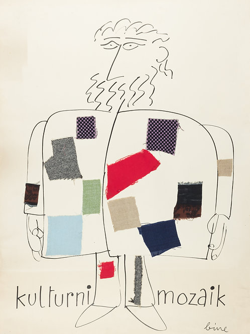 108. Albin »Bine« Rogelj: Kulturni mozaik