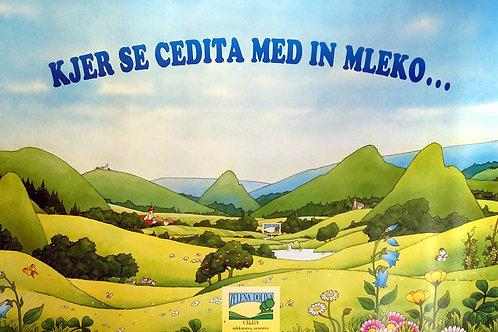 34. Kostja Gatnik: Kjer se cedita med in mleko ...