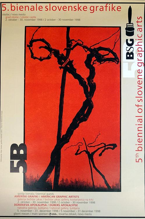 26. 5. bienale slovenske grafike