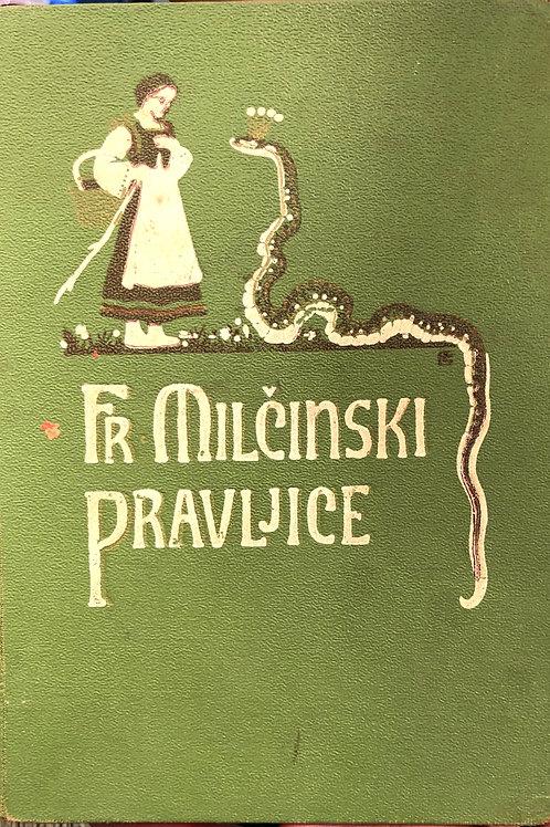 Fran Milčinski: Pravljice
