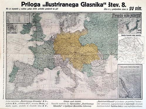 129. Evropsko vojno pozorišče