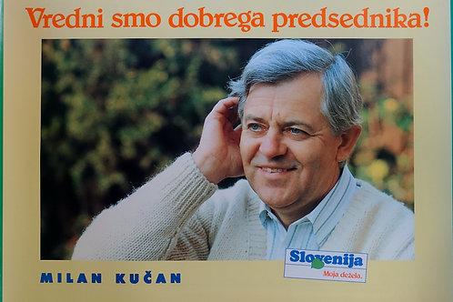 27. Vredni smo dobrega predsednika!