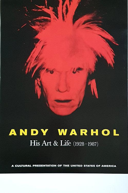 101. Andy Warhol, His Art & Life