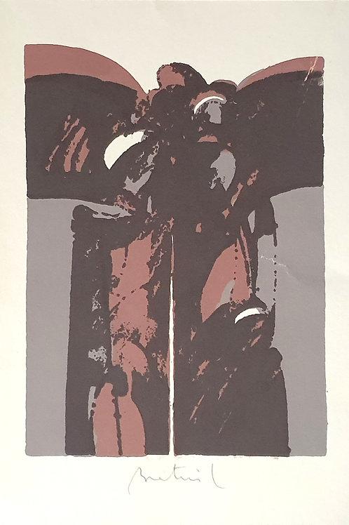 Lucijan Bratuš: Figura