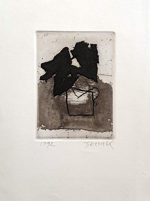 Janez Bernik: Abstrakcija