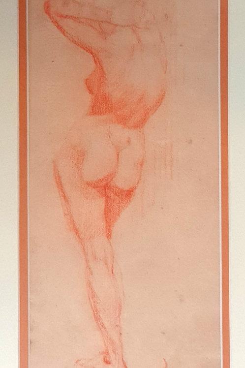 79. France Sterle (?): Ženski akt