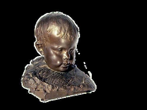 78//  Stanislav Sucharda:  Portretna busta Věre Kotěrové