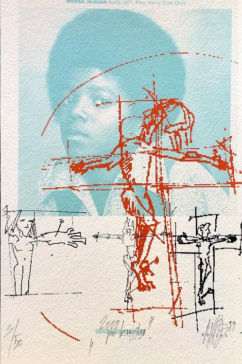 Janez Boljka: »2000 po Kristusu« (Michael Jackson)