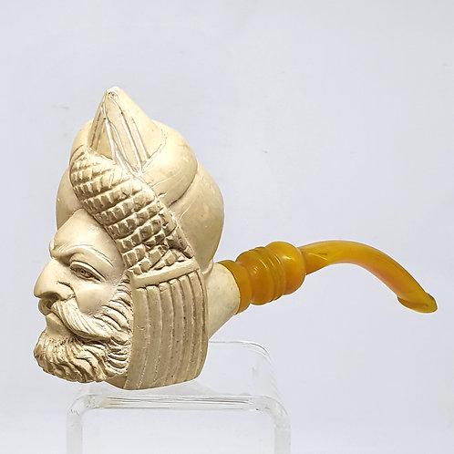 Pipa iz morske pene (Meerschaum)