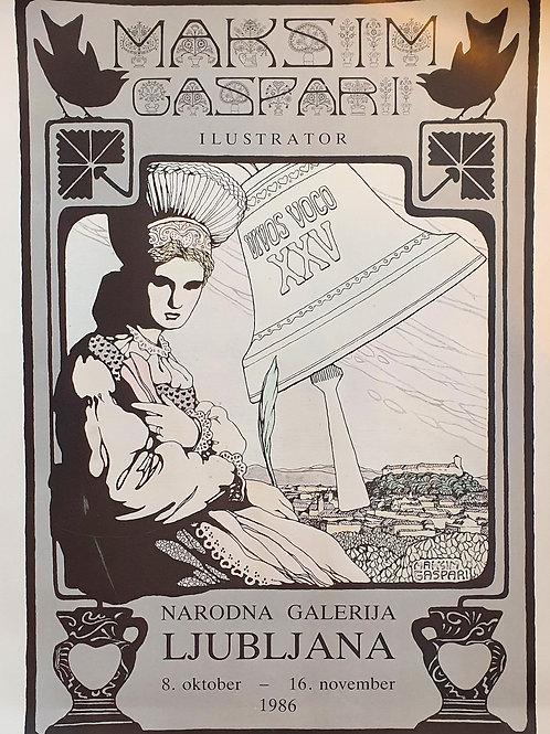143. Maksim Gaspari – ilustrator
