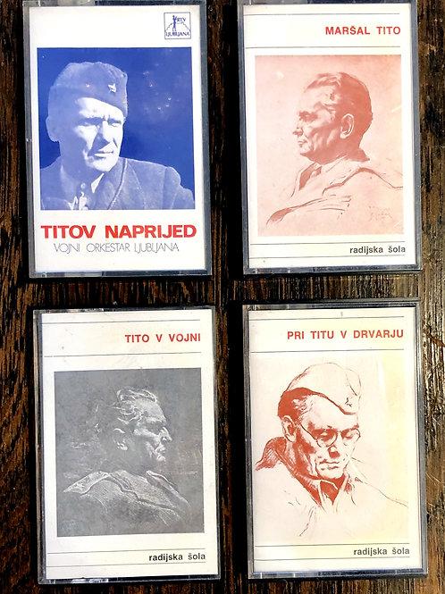 Tito: lot avdio-kaset