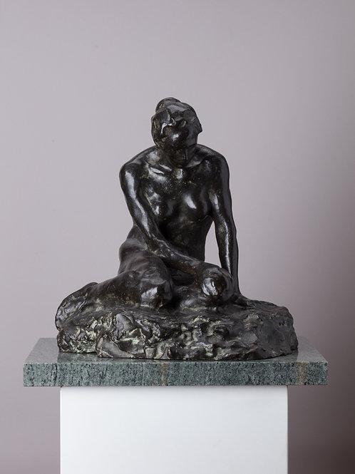 155. Franc Berneker: Samota