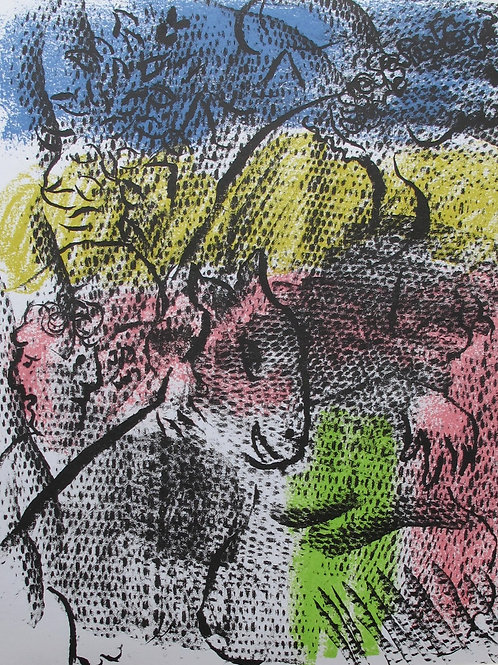 118// Marc Chagall:  Grafika za Charlesa Sorliera