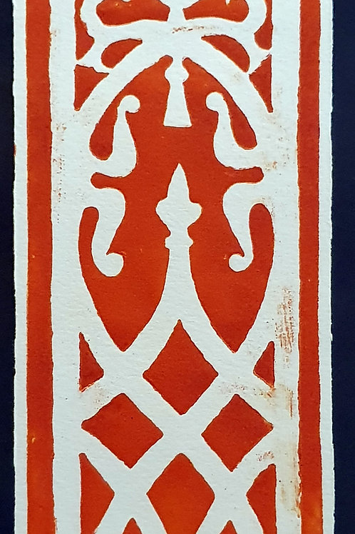 Franc Kokalj: Gotska bordura