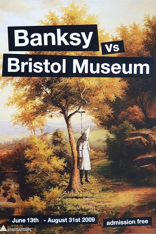 55. Banksy vs. Bristol Museum