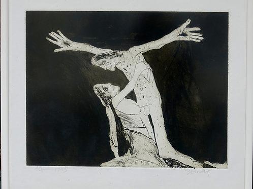 29. Janez Bernik: Snemanje s križa