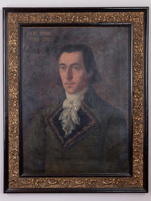 55. Heinrich Wettach: Karl Moos