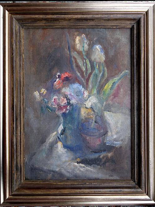 153// Rihard Jakopič:  Cvetje