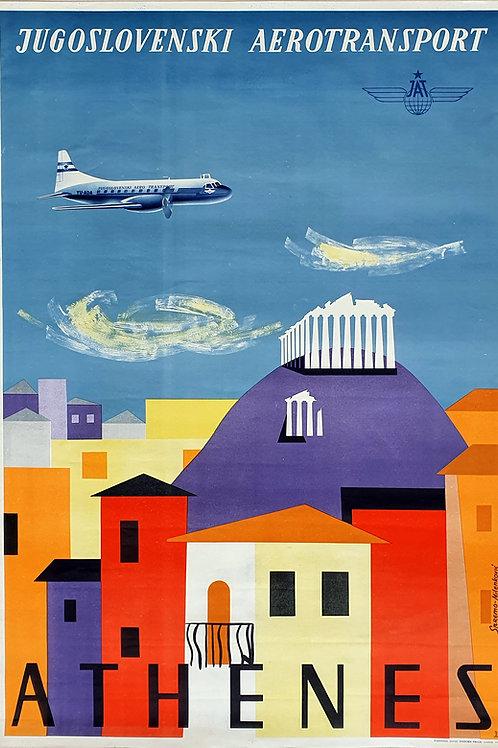 49. Jugoslovenski aerotransport – Athenes