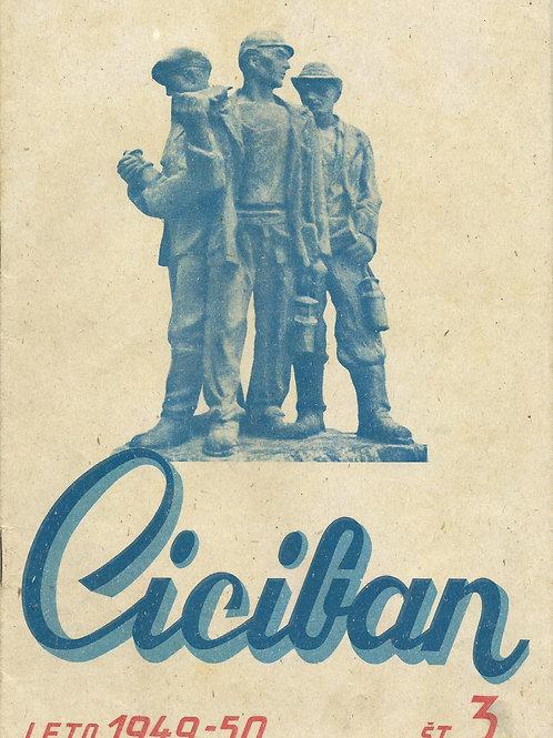 117. Ciciban, 1949/50, št. 3
