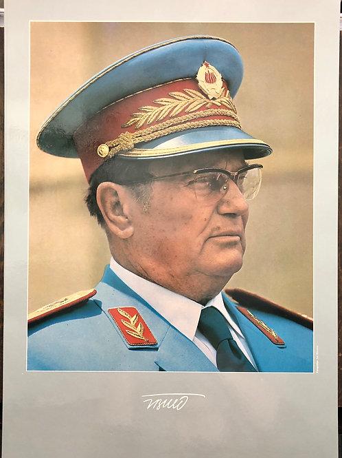 Tito v uniformi