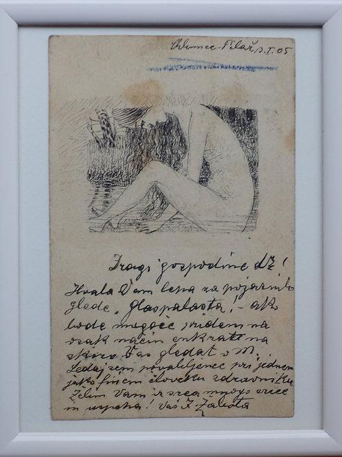 150. Pismo – Ivan Žabota
