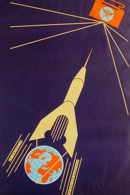 98// 31. oktober, Svetovni dan varčevanja - plakat