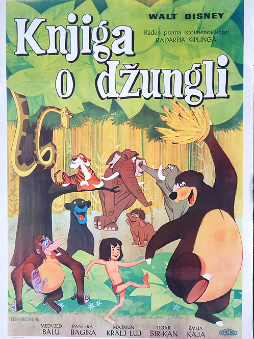 57. Knjiga o džungli