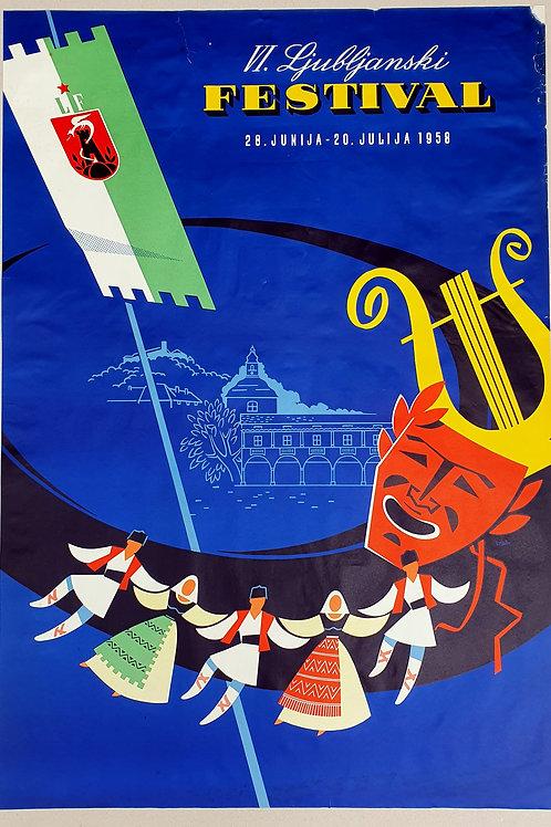 51. VI. Ljubljanski festival