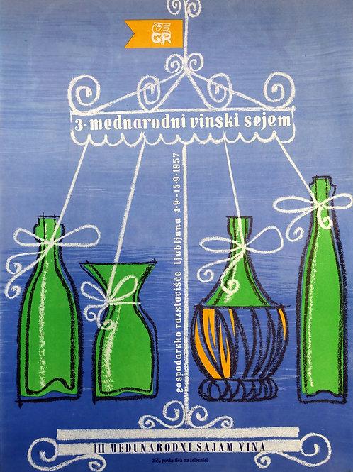 15. 3. mednarodni vinski sejem