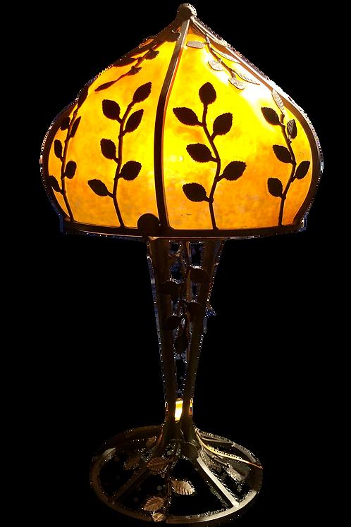 Namizna svetilka (Art déco)
