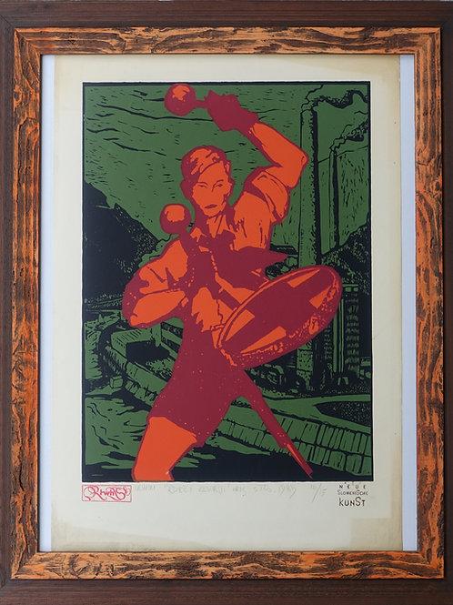 155. IRWIN: Rdeči revirji (Bobnar)