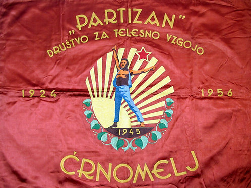 96// Prapor Partizan Črnomelj, 1924–1956