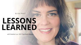 Lessons Learned by ScratchPad Alum Heather Lux