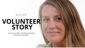 An UpStart Volunteer Story feat. Jessica Giles