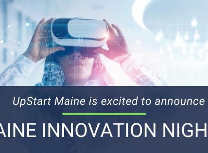 Introducing Maine Innovation Nights!