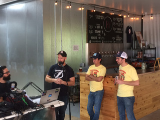 LIVE show from Hi-Sign Brewery