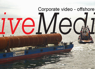Live Media offshore video specialist.