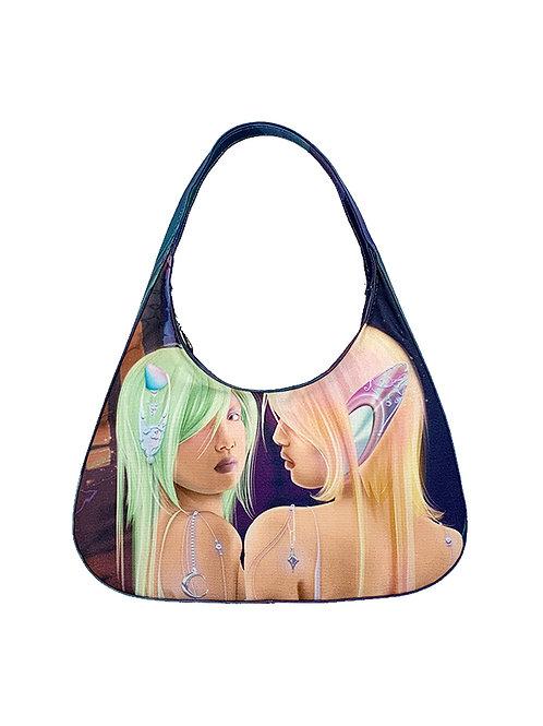 X Gabrielle Moon Bag