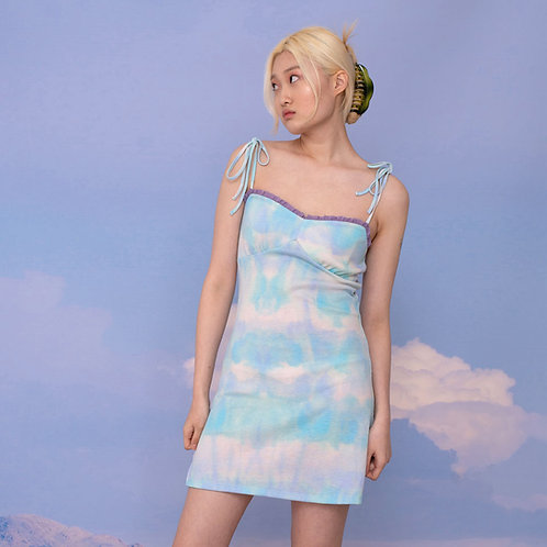 Aurora Dress BLUE
