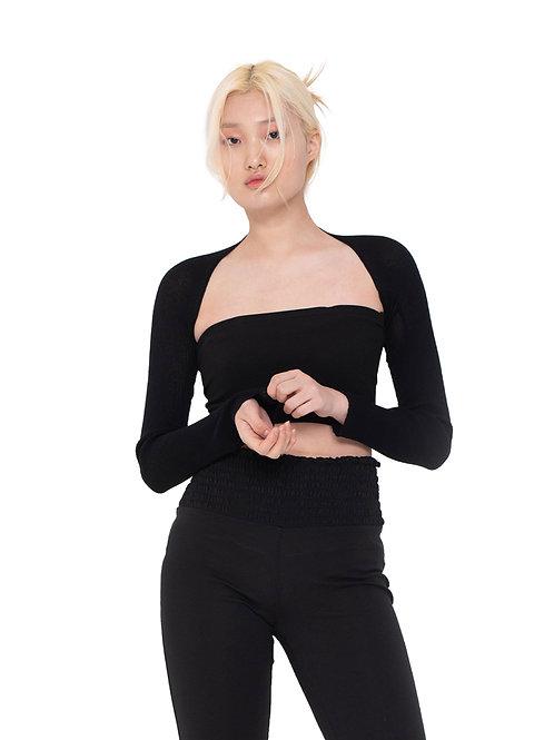 Bolero Cardigan BLACK