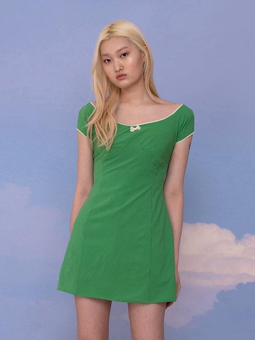 Picnic Dress GREEN