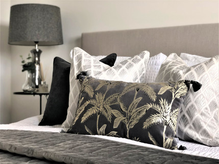 Guest Bedroom | Full Interior Design Service | Overton, Hampshire