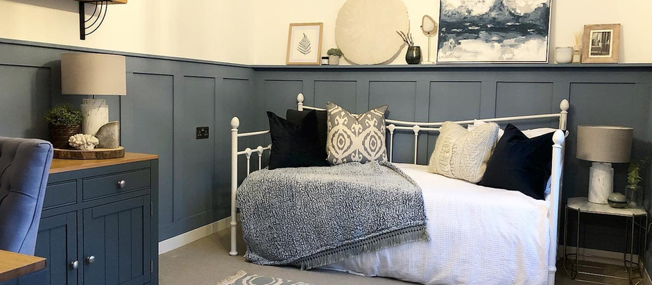 A How To - Wall panelling
