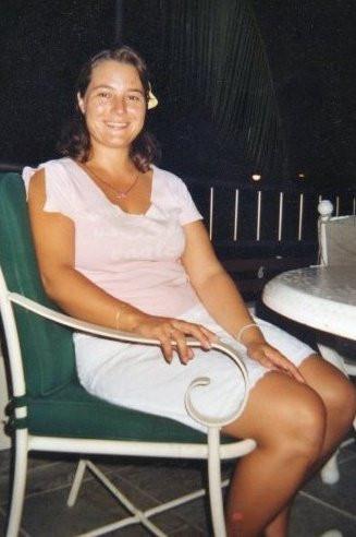 2003 nach einer Diät, schlank(er) und am tonnenweise Schoggi essen
