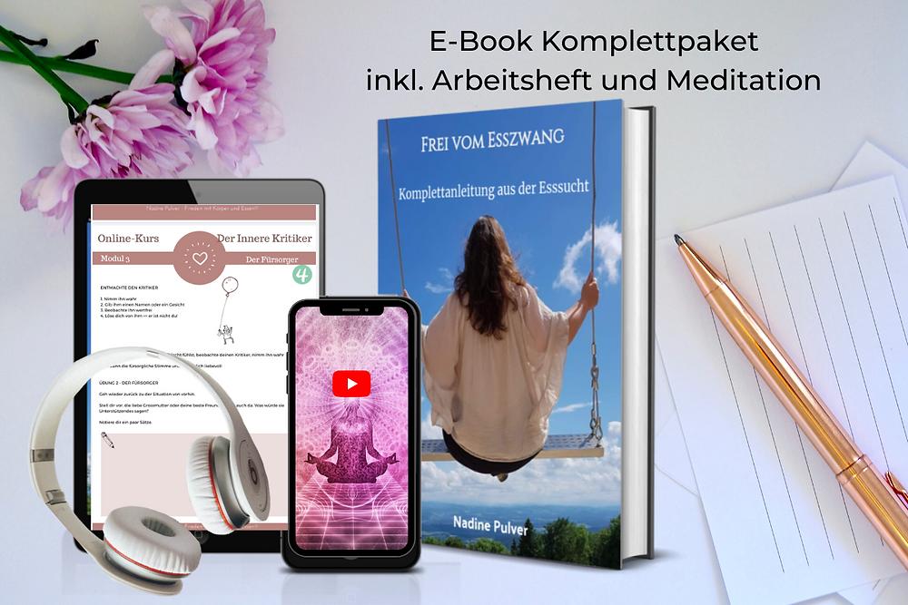 E-Book Komplettpaket Esssucht
