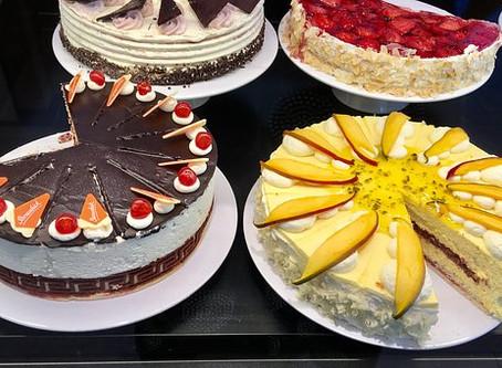 Impulskontrolle - Iss deinen Kuchen!