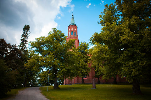 Лютеранская церковь на Kirkkonkatu-9.jpg